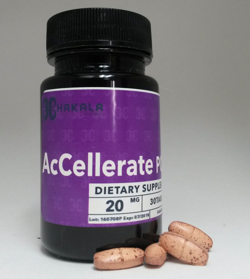 AcCellerate PQQ - 90 tablets