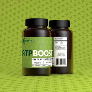 ATP Boost - 90 Tablets