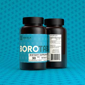 BoroTab 30 mg - 90 Tablets