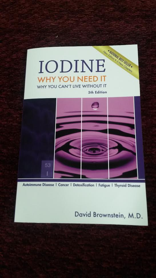 Iodine Why You Need It - 5th ed.