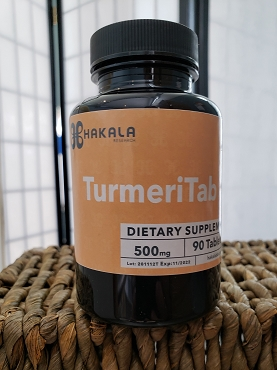 TurmeriTab - 90 tablets