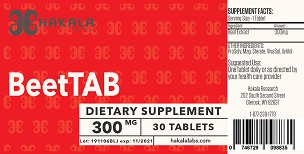 BeetTab - 30 tablets
